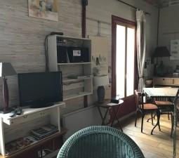 loft centre ville Sète