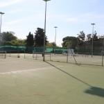 tennis barrou etang de Thau