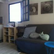 grand studio terrasse quartier puces
