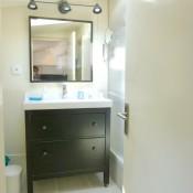 Location Sète centre T2 Salle de douche