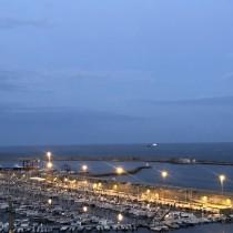 Pinet 2 - Vue mer nuit