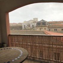 balcon T3 duplex Valles