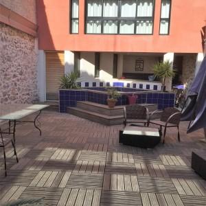 patio ville Sète