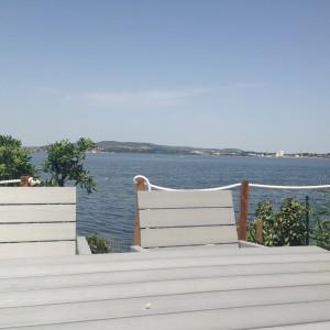 villa piscine sete terrasse