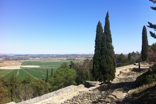 excursion languedoc oppidum montady