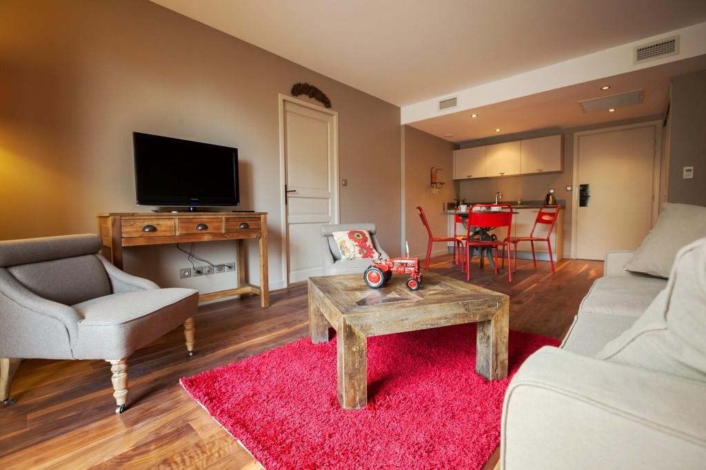 Appart h tel location vacances s te et pays de thau for Appart hotel salon