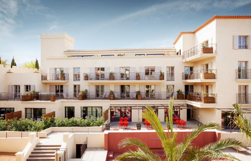 Appart h tel location vacances s te et pays de thau for Apparthotel sete