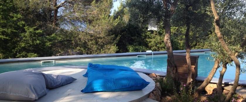 chambre d'hôte sète - piscine