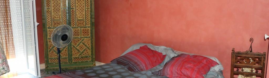 sete maison ville Chambre Marocaine